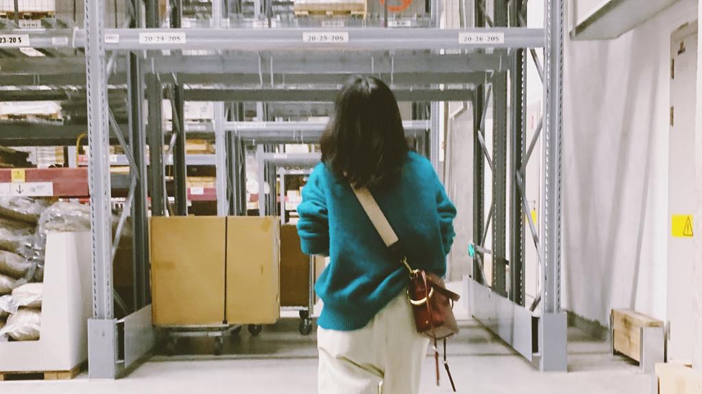 IKEA raktár
