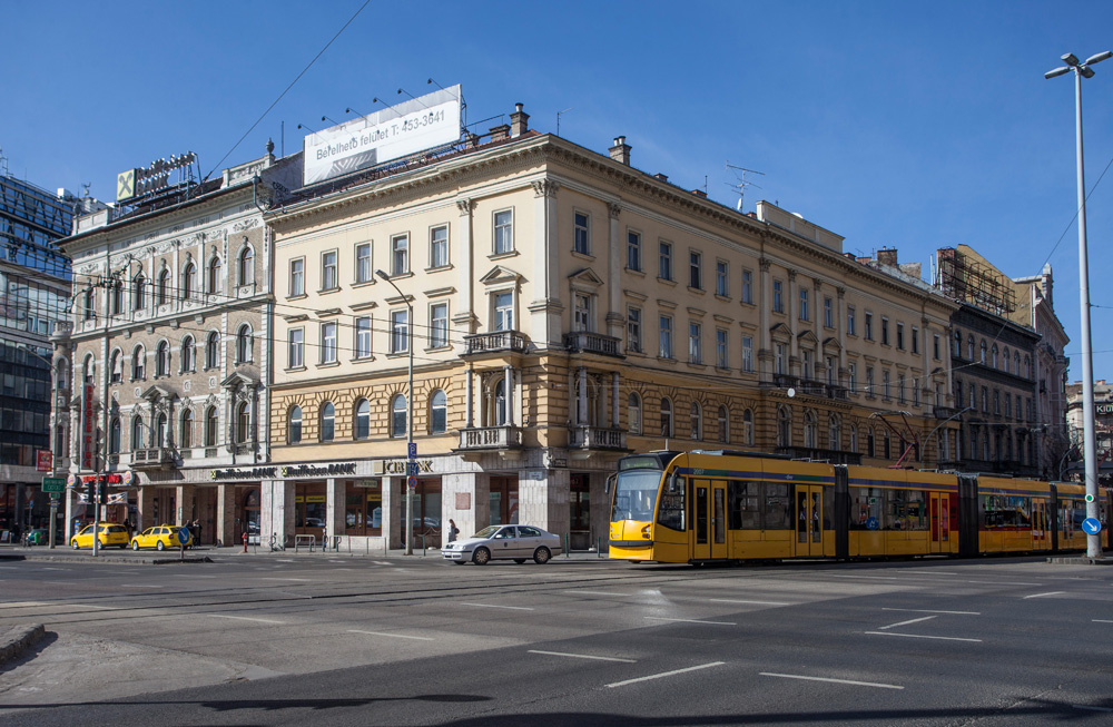 Budapest akkor és most