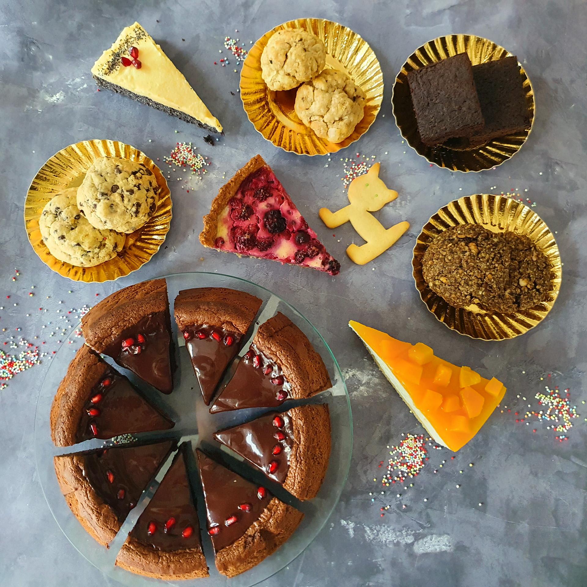 Cukker süti, a legvidámabb, és legfinomabb sütiket árusító cukrászda