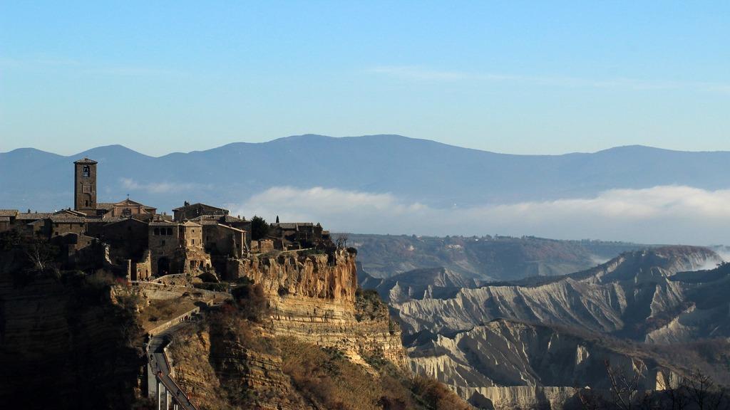 Világörökségi címre pályázik az olasz falu