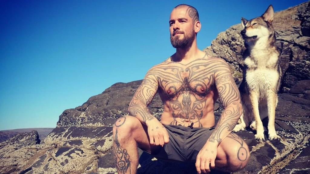 Philipp Tanzer, az egykori melegpornós (fotó: Philipp Tanzer Instagram oldala)