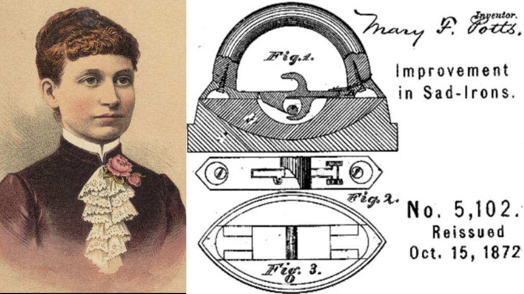 Mary Florence Potts és találmánya