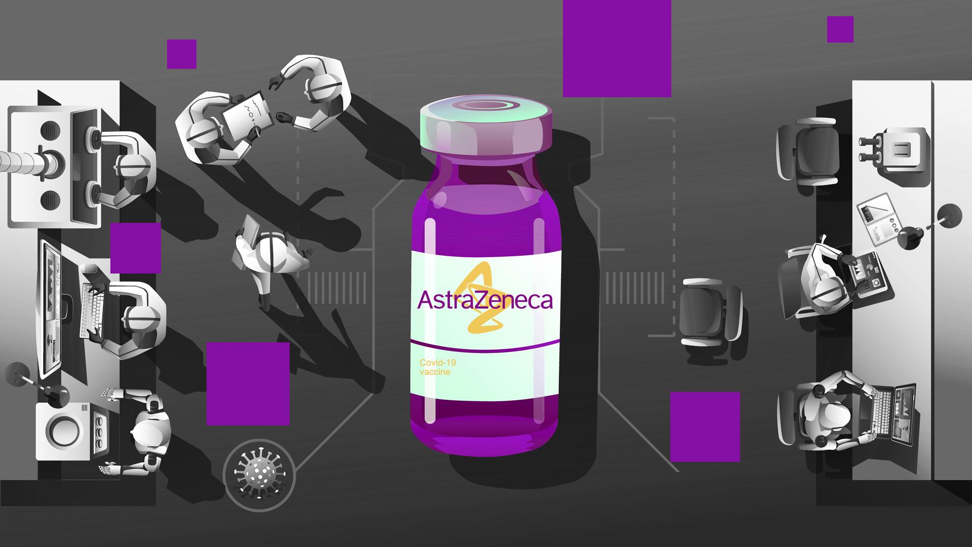 Ezek lehetnek az AstraZeneca vakcina mellékhatásai