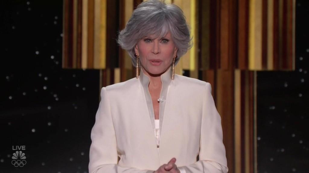 Jane Fonda kortalan szépség