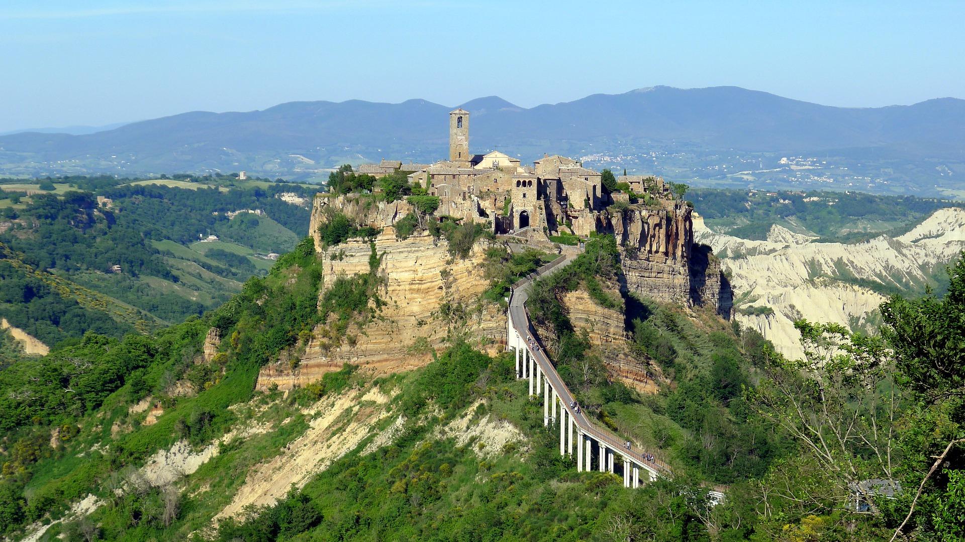 Világörökségi címre pályázik az olasz kisváros