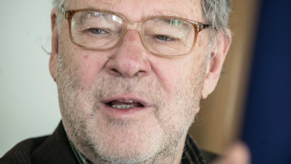 Szomjas György, filmrendező (fotó: MTI Fotó: Kallos Bea)