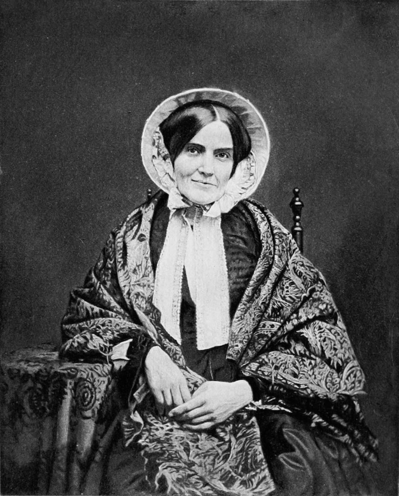 Delia Bacon (fotó: Wikipedia)