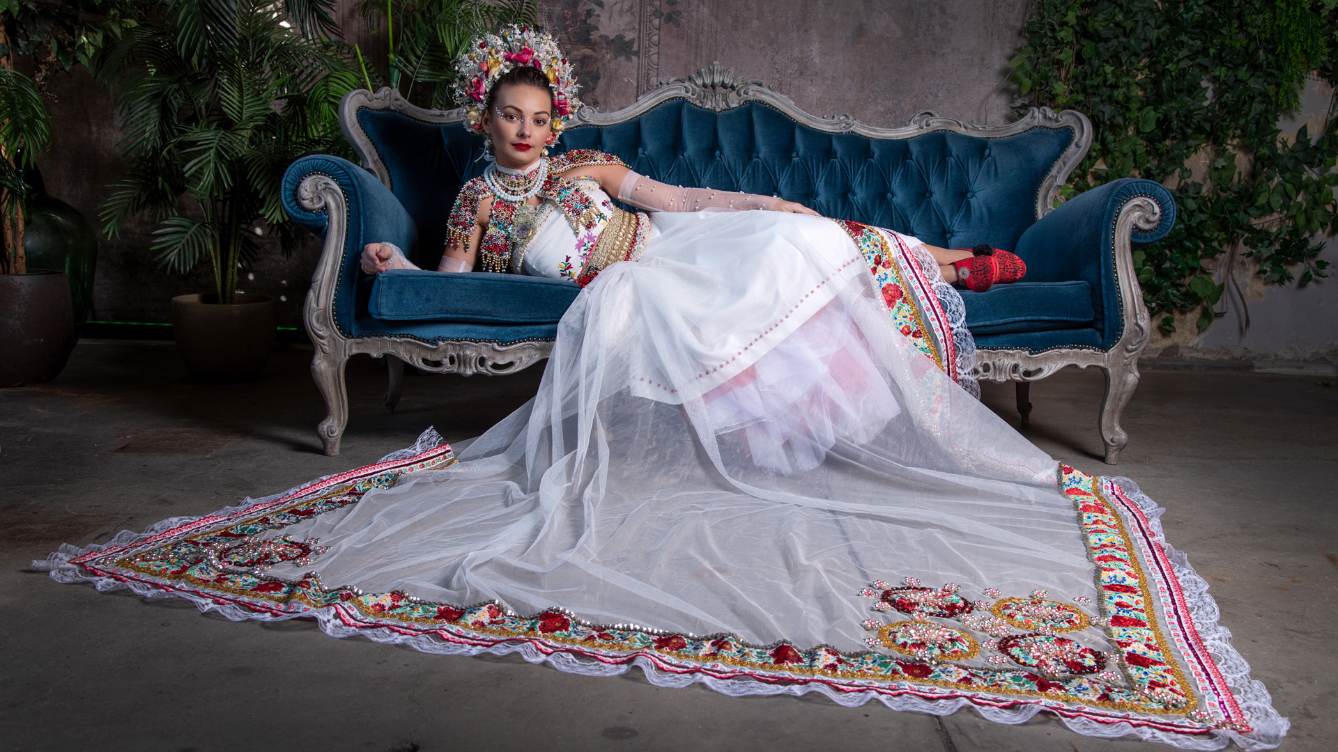 Amerikai címlapon a magyar Frida Cahlo