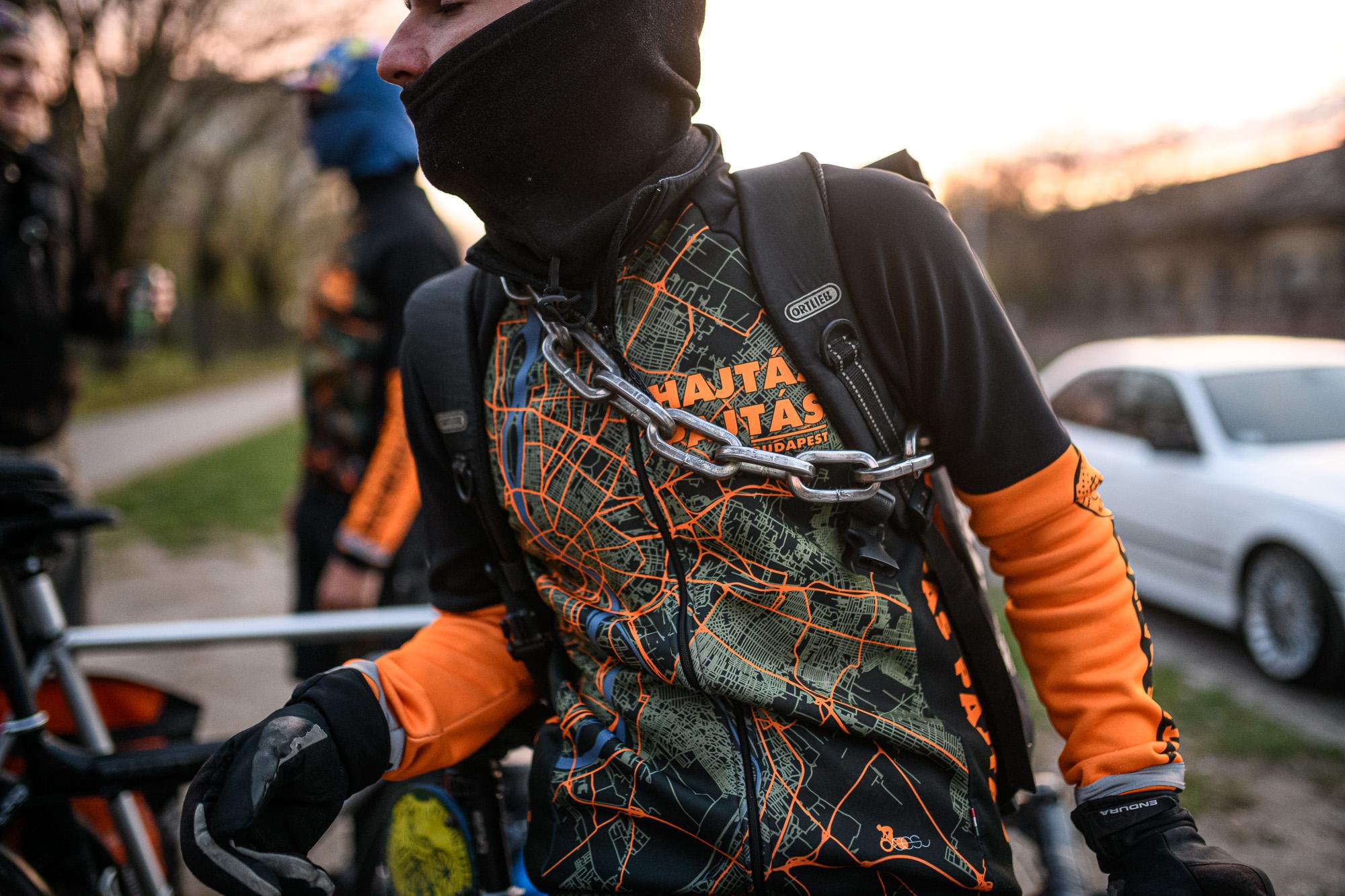 Budapest Bike Maffia, Vitamin Kommandó