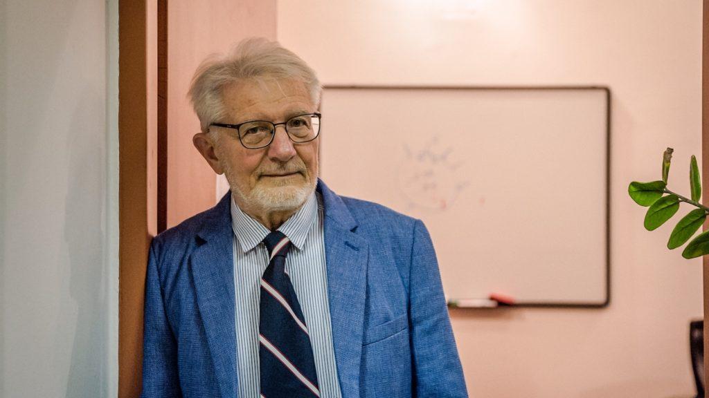 Duda Ernő (Fotó: Iványi Aurél)