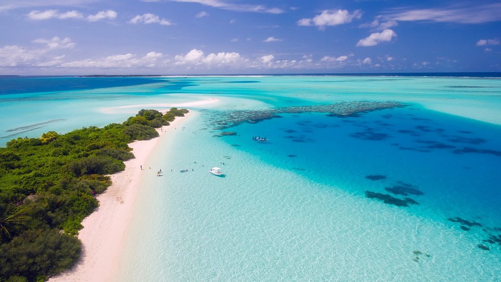 Maldív-szigetek ötlete