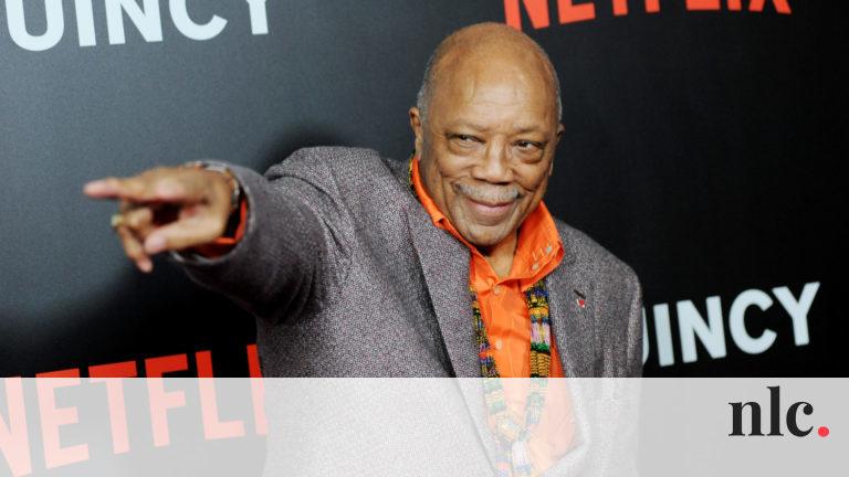 Quincy: az ember, akinek vigyázzba áll Beyoncé és Oprah Winfrey is