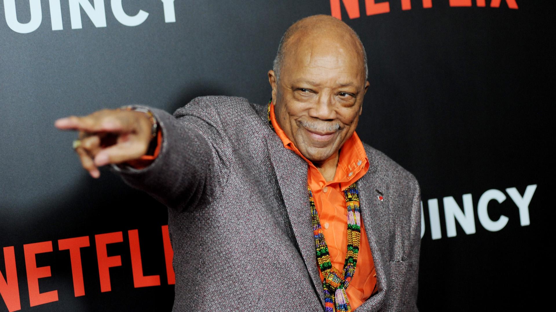 A Quincy Jones életéről szóló dokumentumfilmben több a szupersztár, mint egy Oscar-gálán