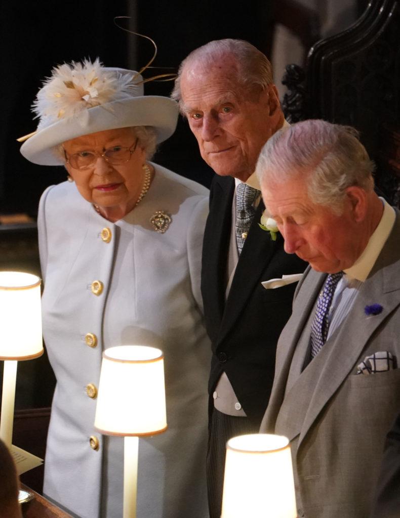 Fülöp herceg Eugénia eskvőjén