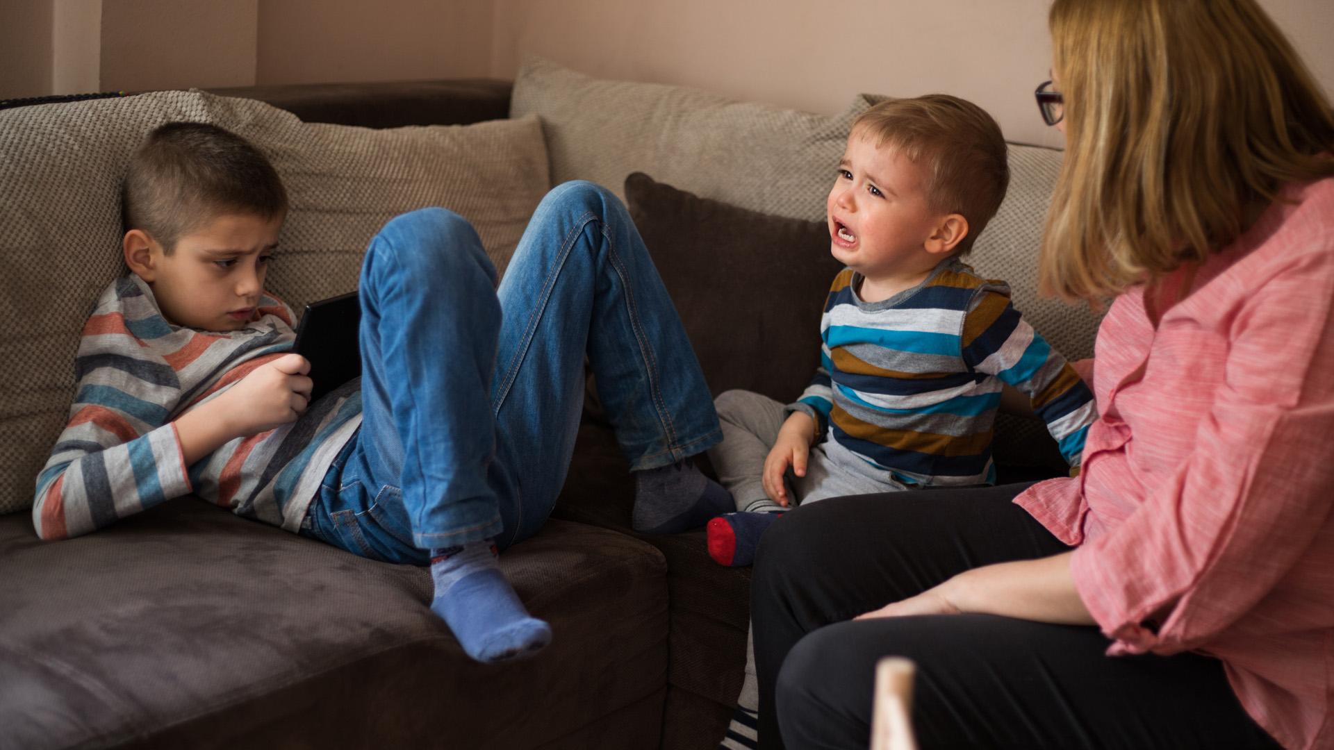 Főleg a szülőkön múlik, mennyire mérgesedik el a konfliktus