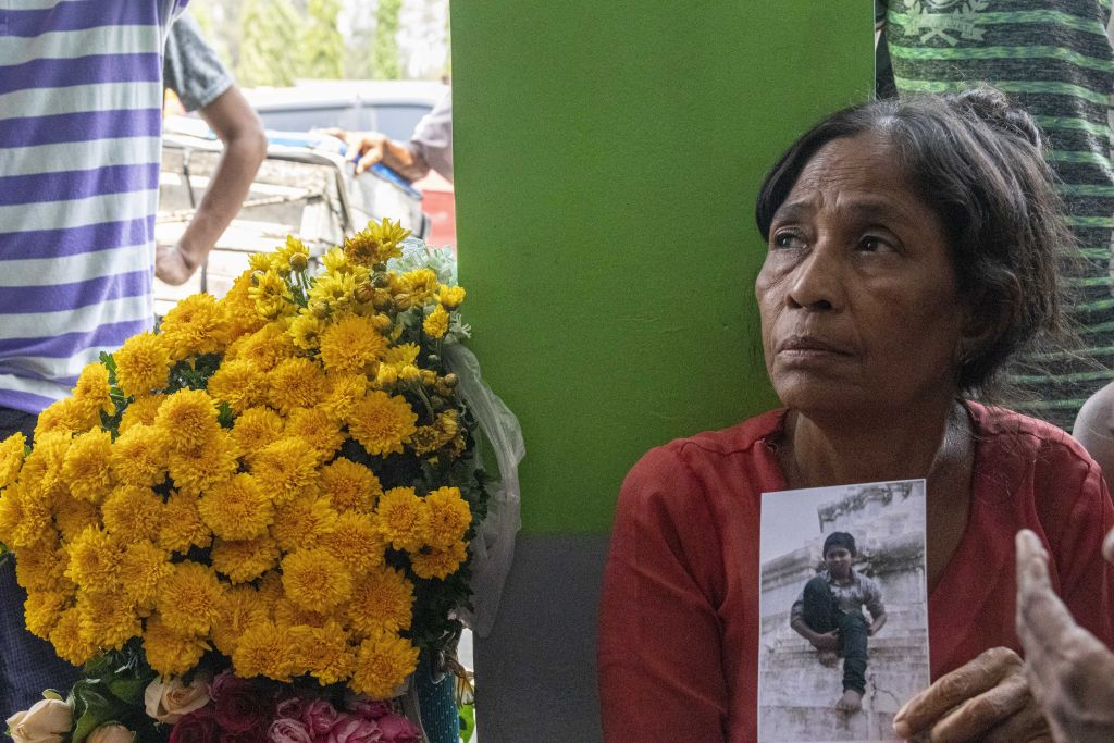 mianmar, gyerek, áldozat