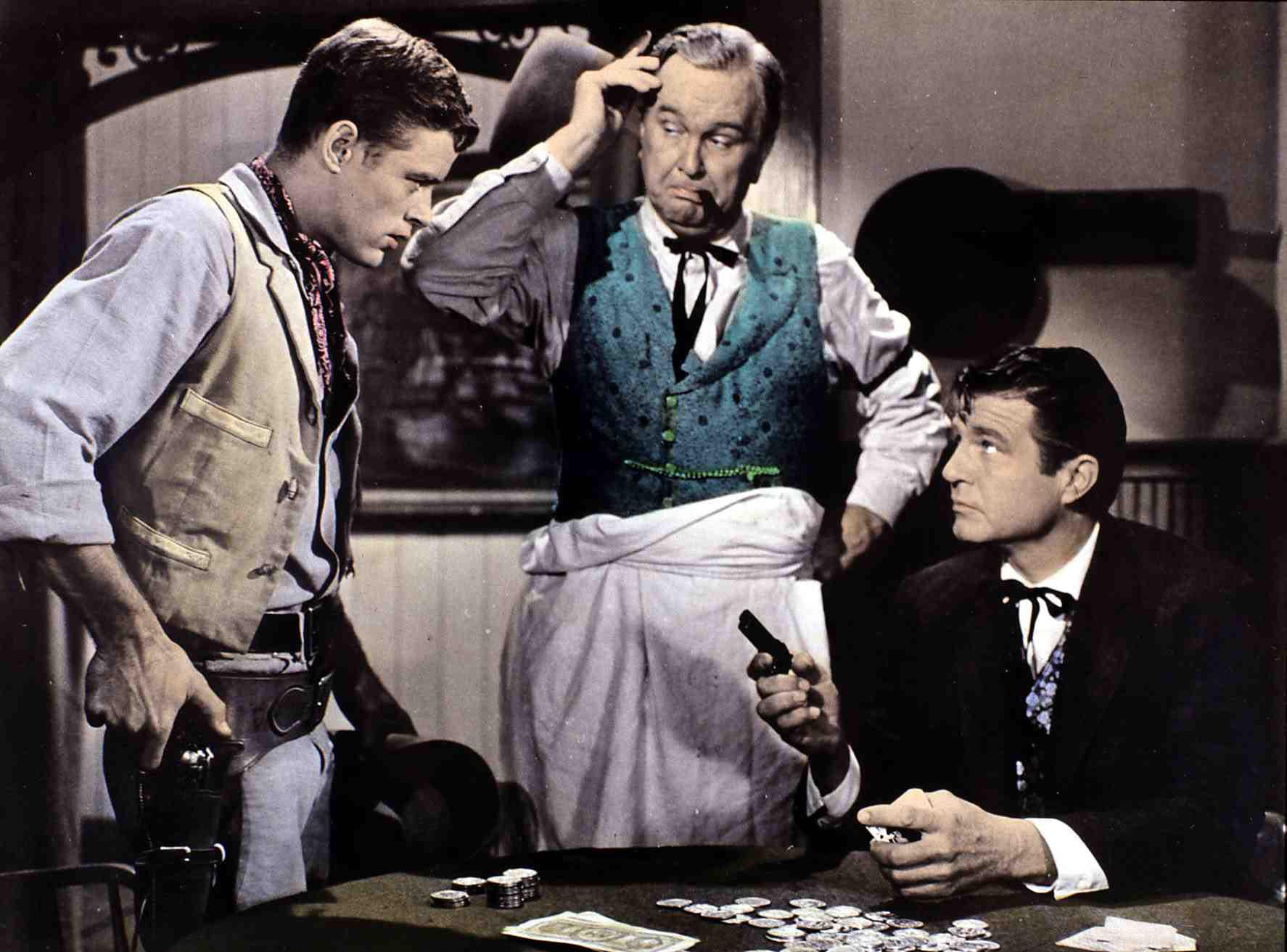 Az 1961-es The Gambler Wore a Gun című westernben