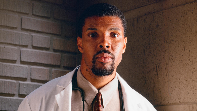 Eriq La Salle Benton doktor szerepében