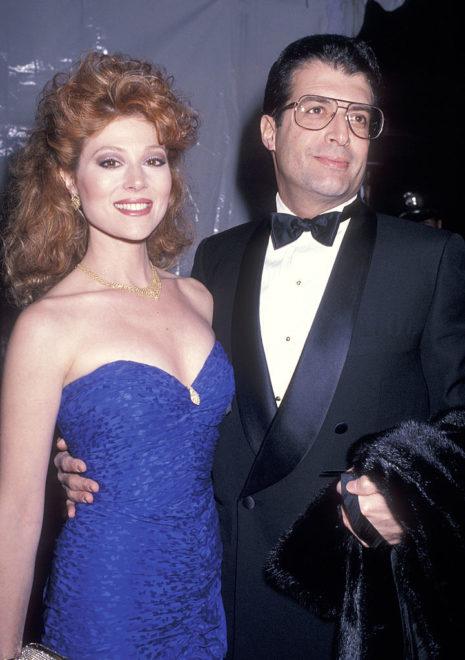 Audrey Landers és Donald Berkowitz