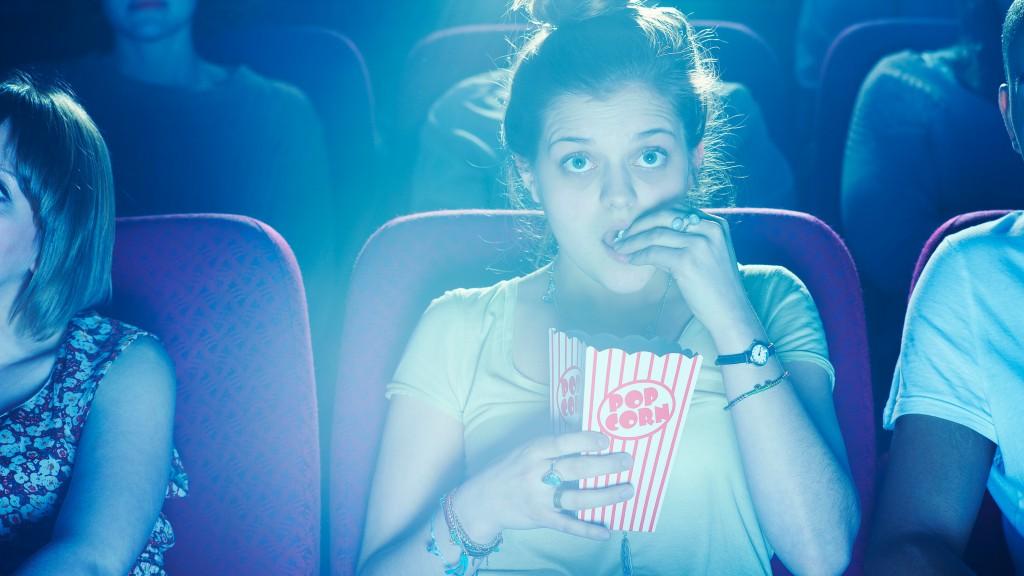Hétvégén már mozizhatunk! (fotó: Getty Images)