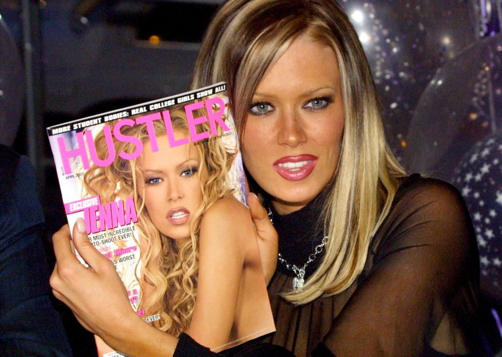 A kilencvenes évek egyik pornósztárja, Jenna Jameson már 1996-ban emailen fogadta a rajongói leveleket