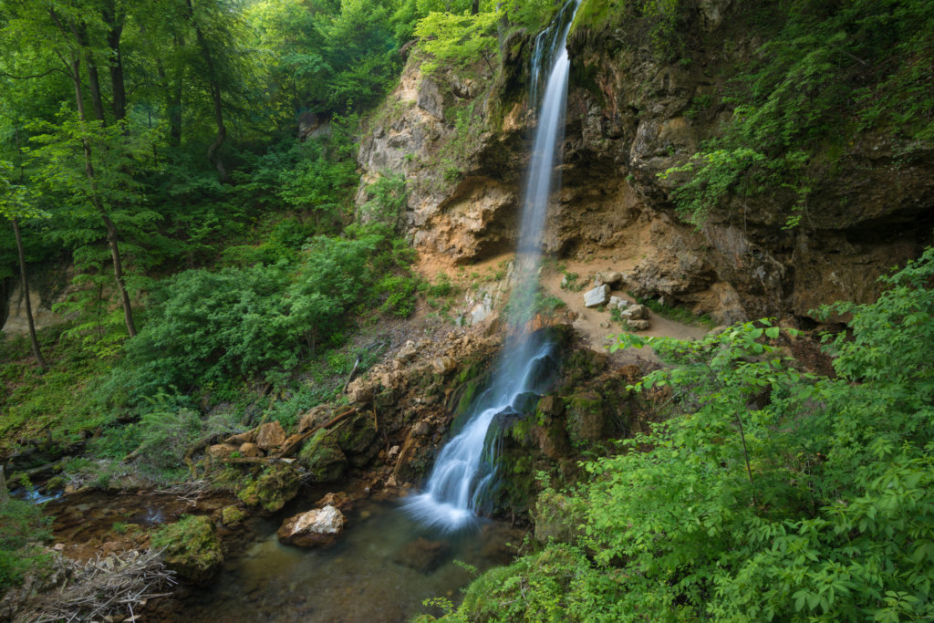 A Lillafüredi-vízesés