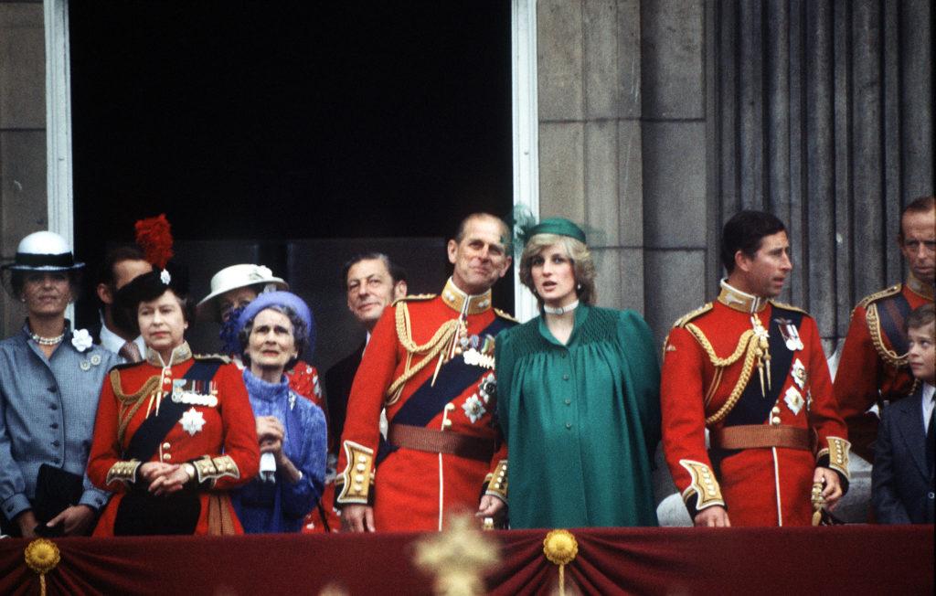 Diana hercegnő és Fülöp herceg