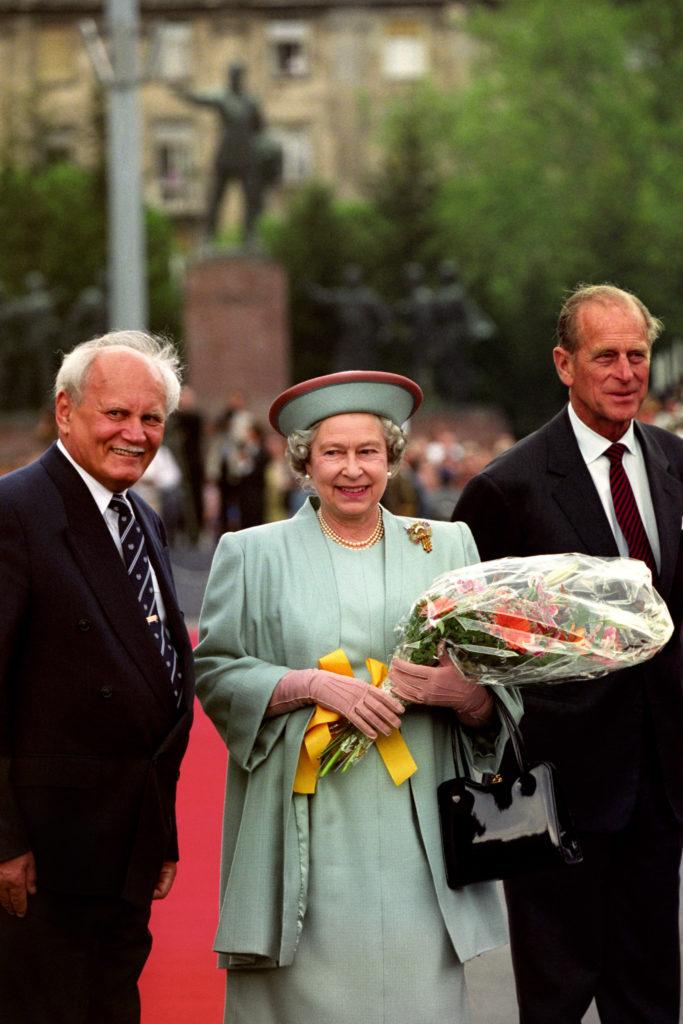 Fülöp herceg magyarországon
