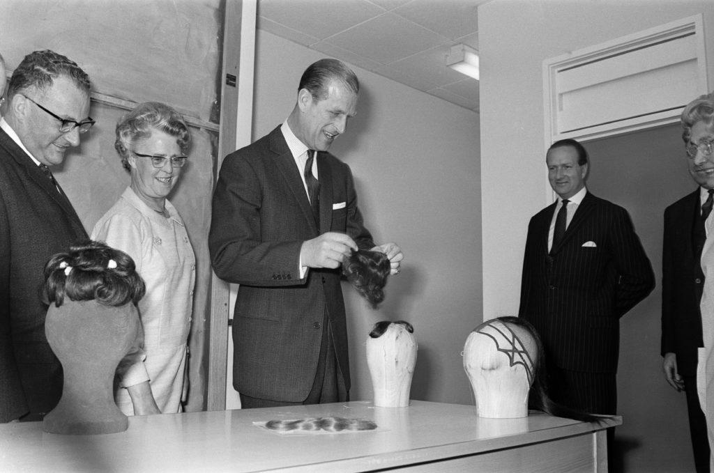 Fülüp herceg 1968-ban