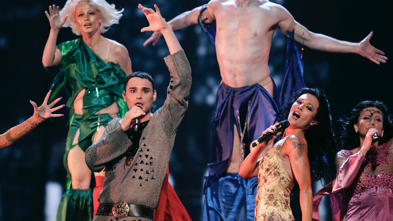Bulgária versenyzői a 2009-es Eurovíziós Dalfesztiválon