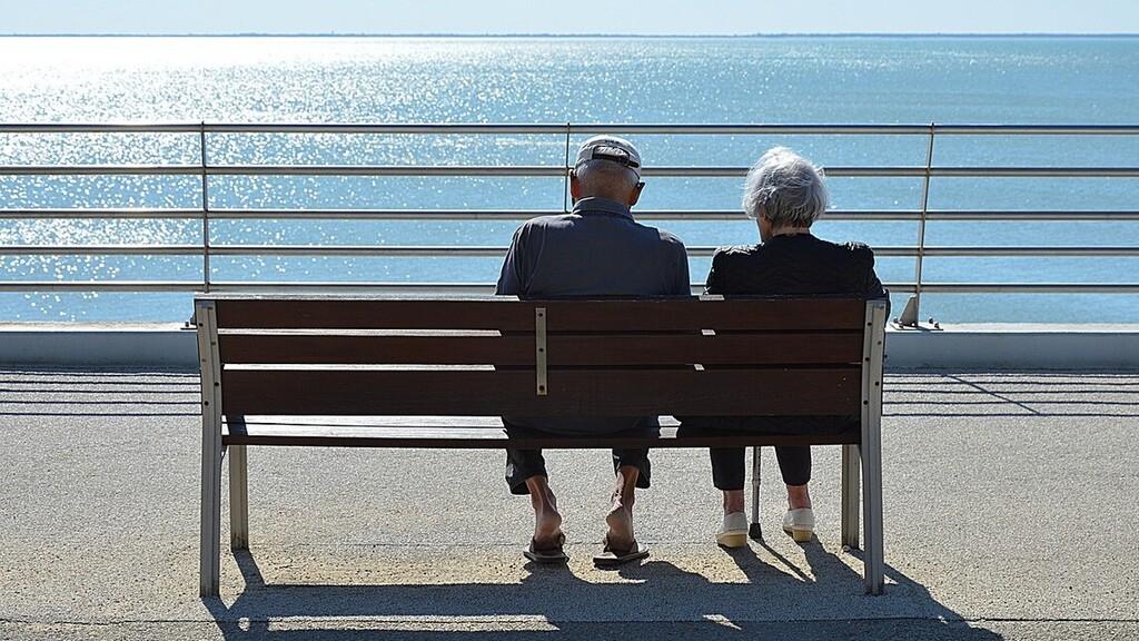 72 éve házasok, egy évig nem találkozhattak a koronavírus miatt, most újra látták egymást72 éve házasok, egy évig nem találkozhattak a koronavírus miatt, most újra látták egymást