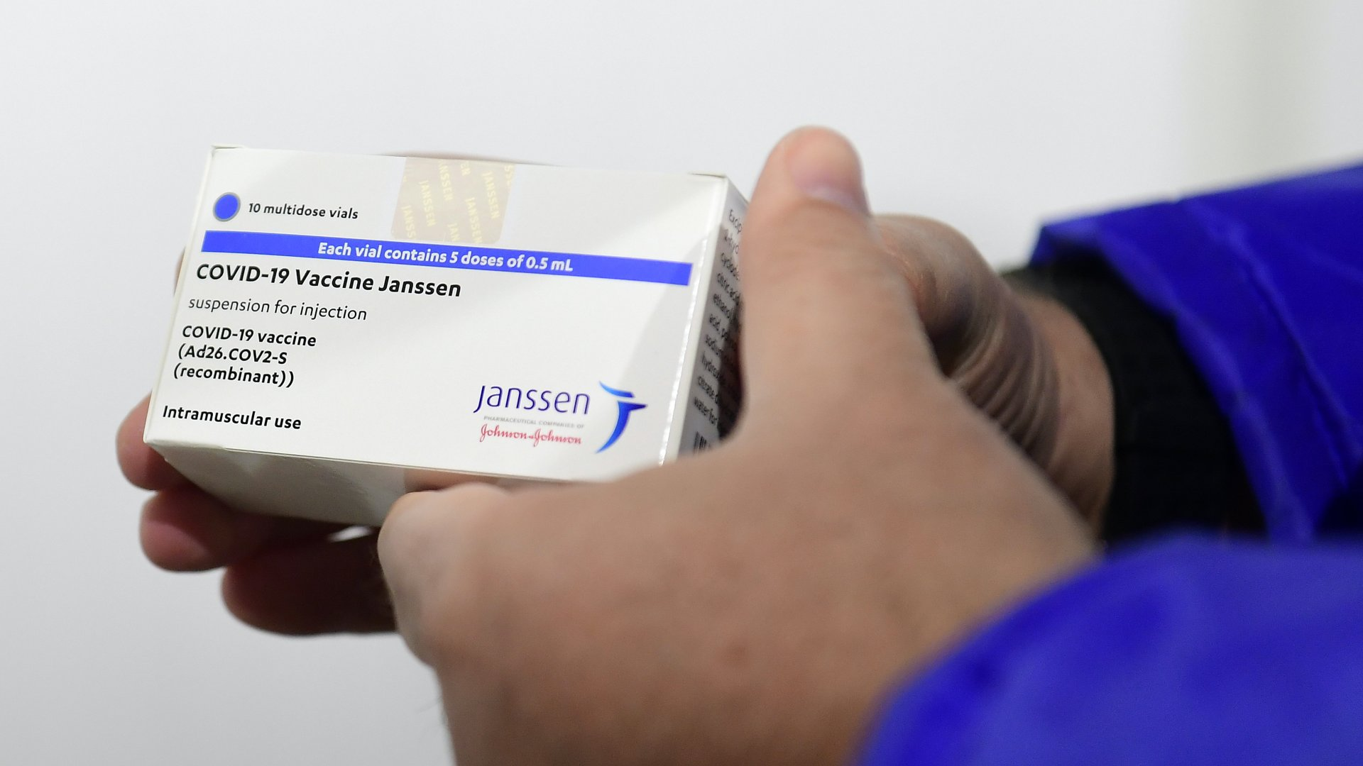 A Johnson & Johnson Janssen vakcinája