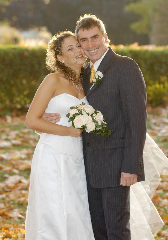 Kaszás Géza esküvője 2005-ben