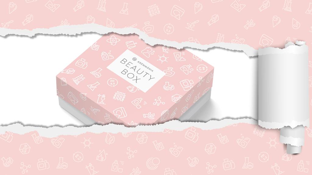 Krémmánia Beauty Box 2021 tavasz
