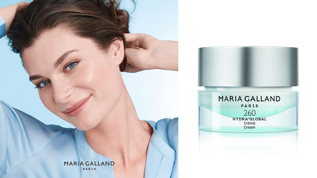Maria Galland Hydra'Global 24 órás hidratáló és tápláló krém