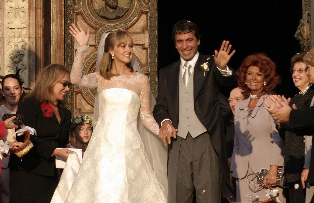 Mészáros Andrea esküvője