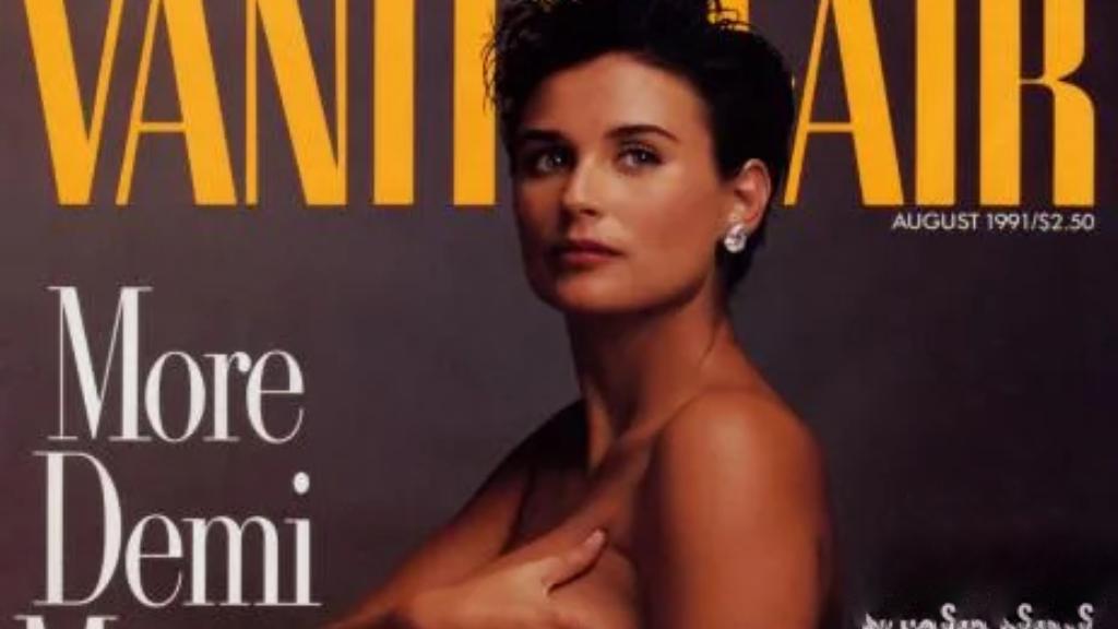 Meztelen várandós nők a címlapon