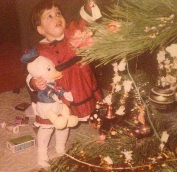 Ilyen volt Nagy Adri gyerekkorában