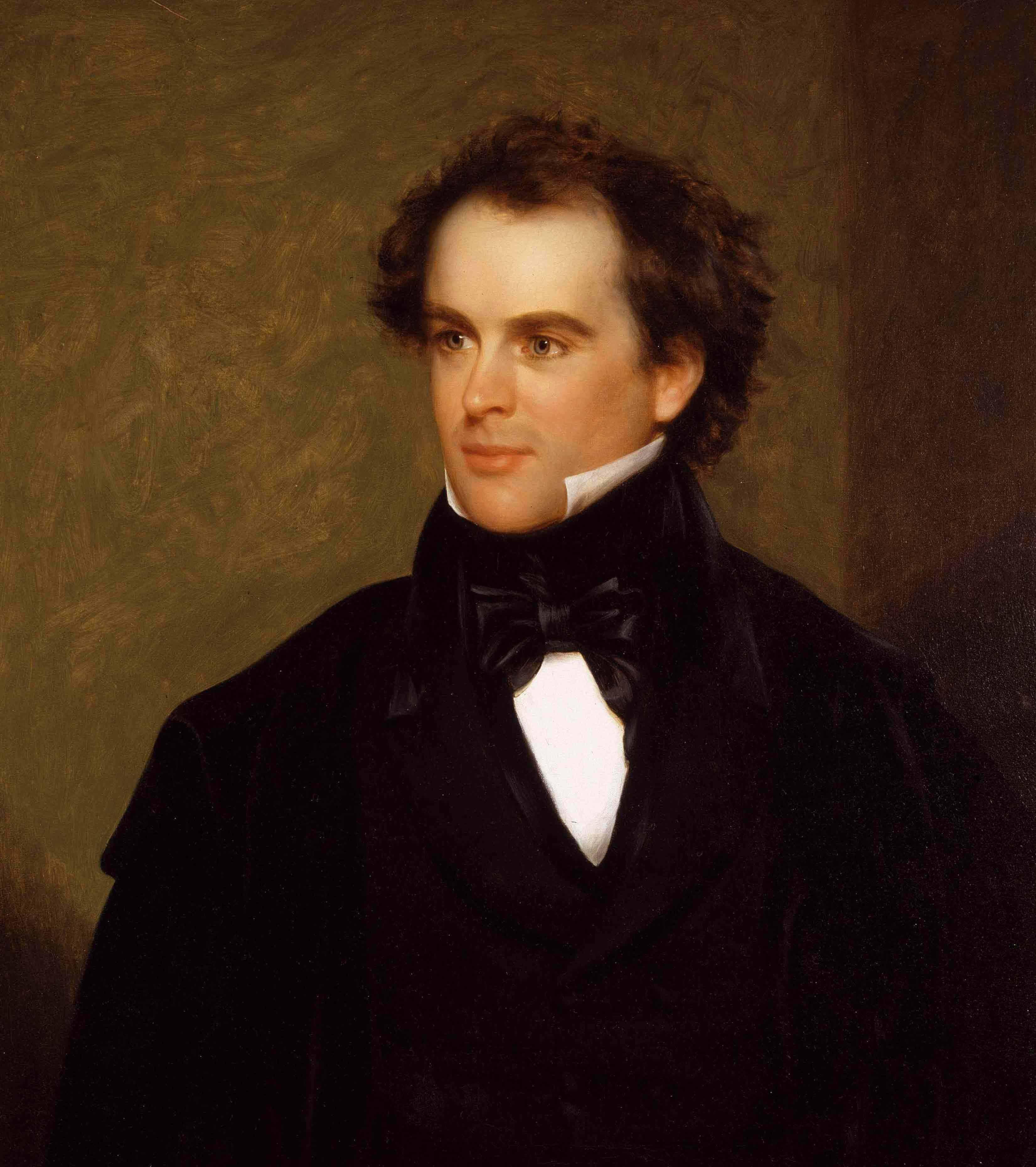 Nathaniel Hawthorne (forrás: Wikipedia)