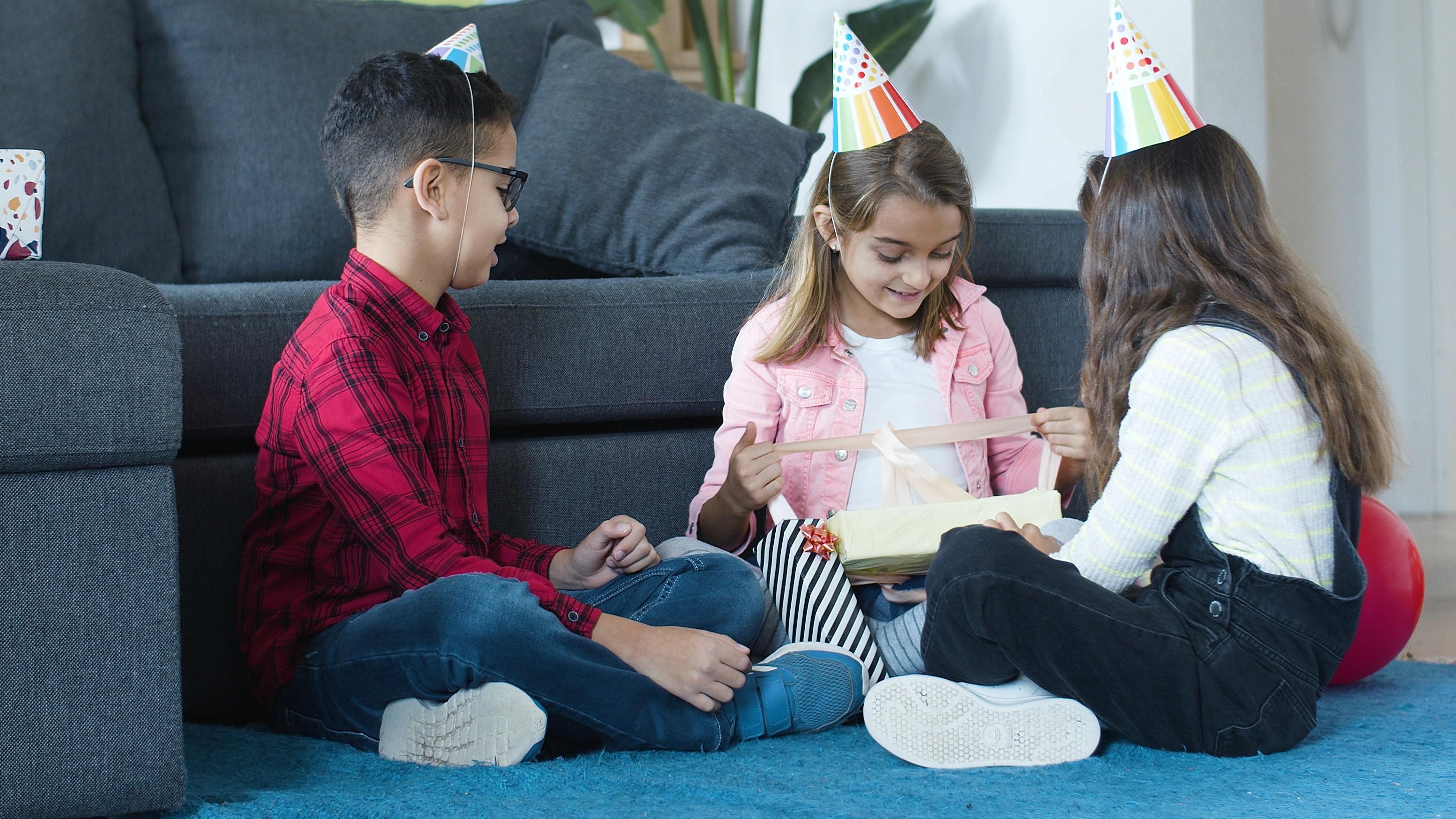 Születésnapi buli
