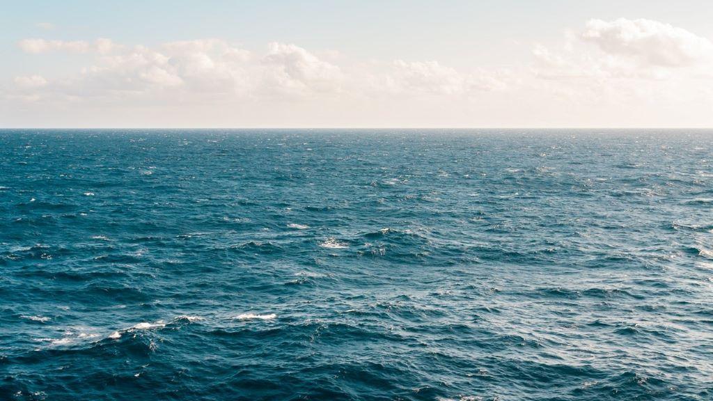 őceán