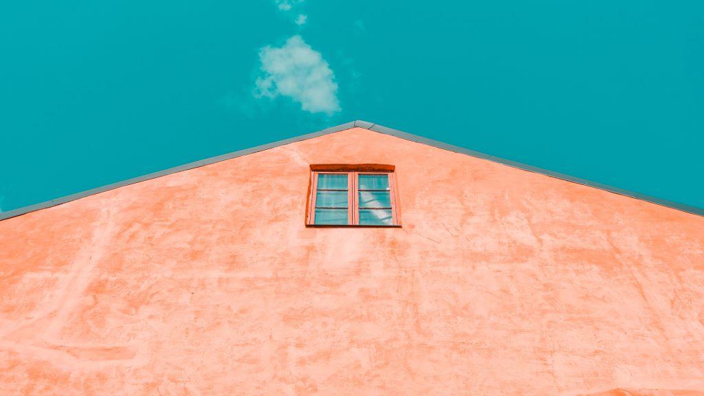 pink ház