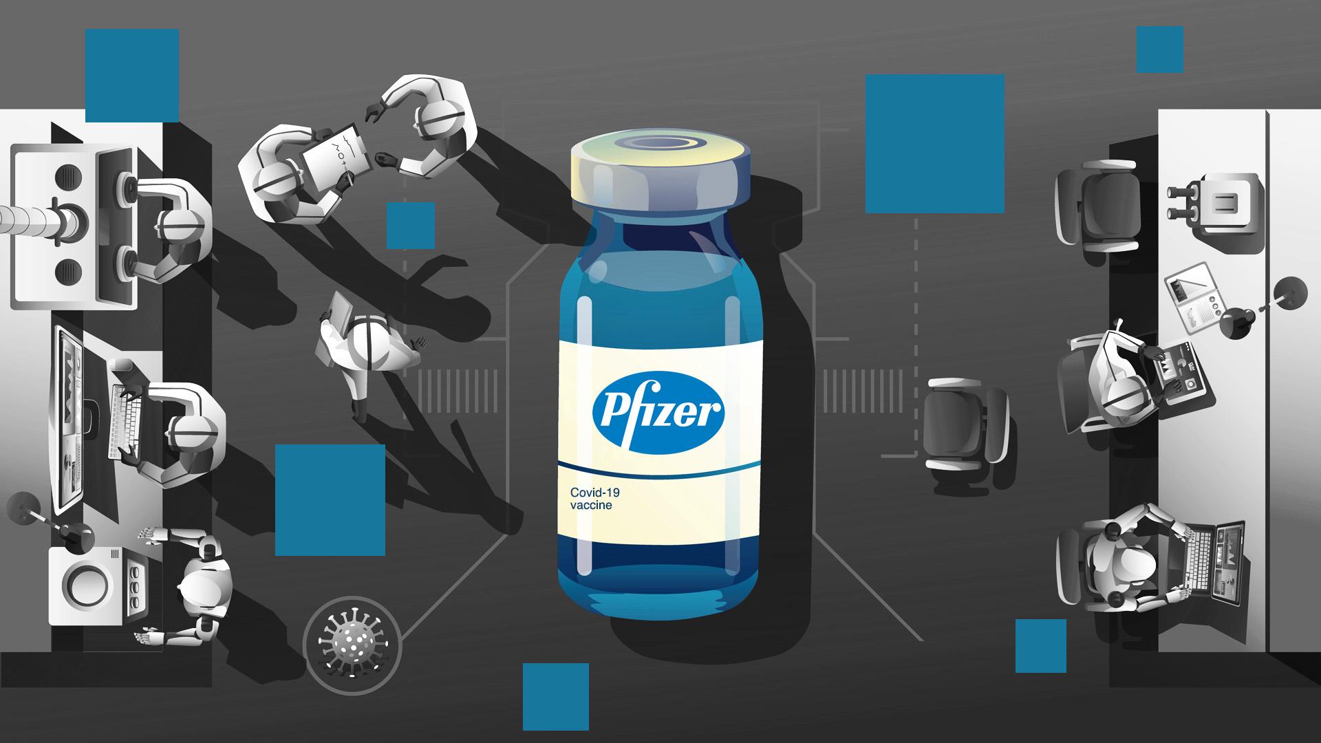 Ezek lehetnek a Pfizer vakcina mellékhatásai