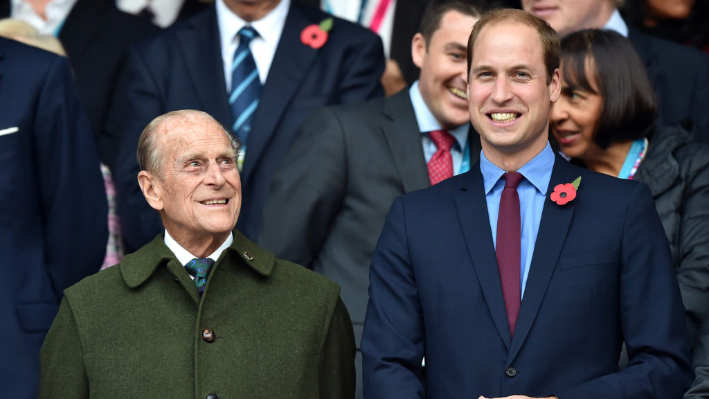Könnyfakasztó szavakkal búcsúzott Fülöp hercegtől az unokája