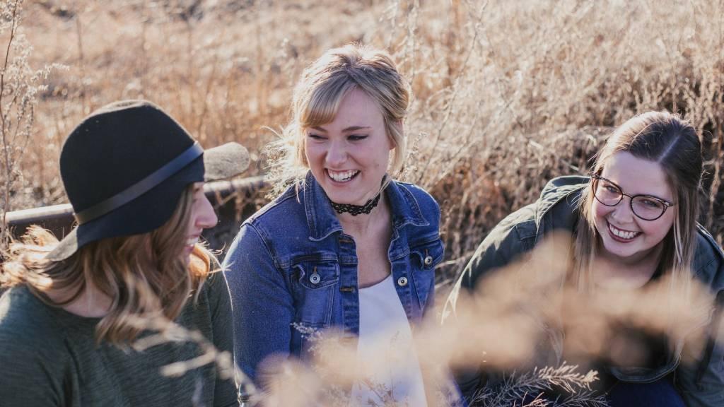 nevető lányok