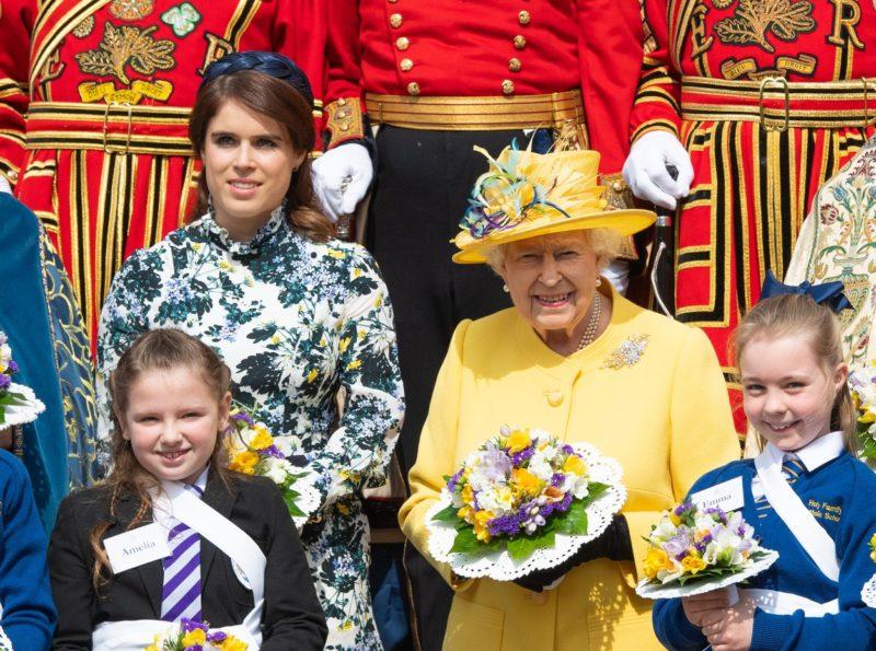 II. Erzsébet és Eugénia hercegnő