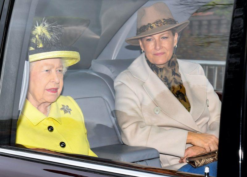 II. Erzsébet és Zsófia wessex-i grófné