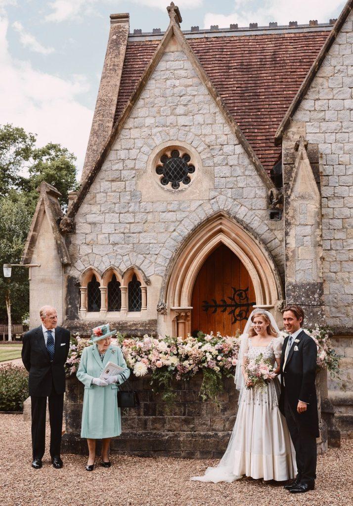 Beatrix hercegnő esküvője