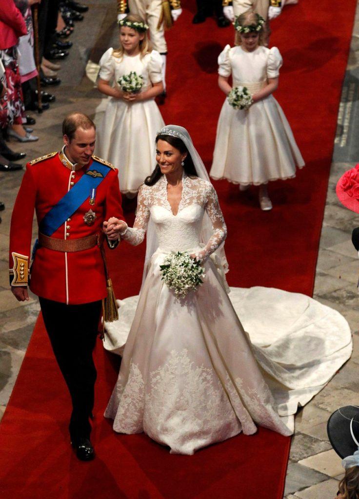 Vilmos herceg és Katalin 10. házassági évfordulója