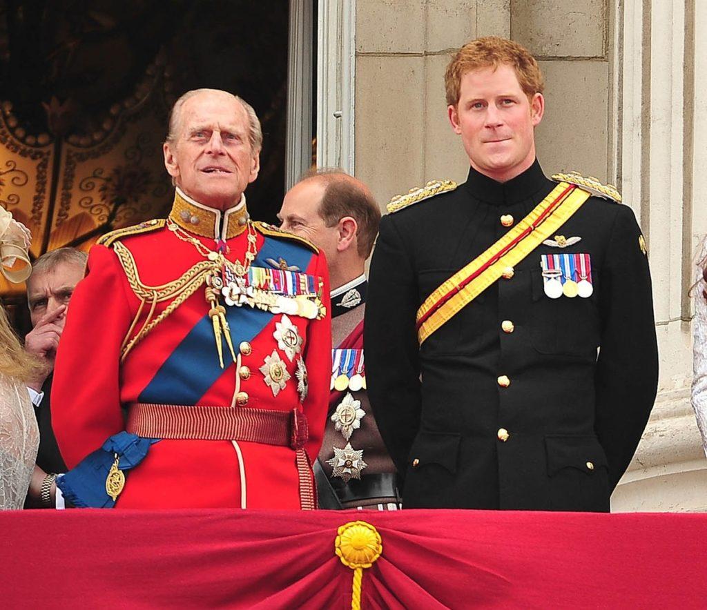 Harry herceg és Fülöp herceg